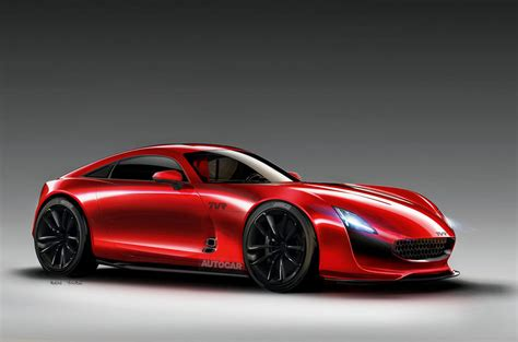 tvr s new sports car new cutaway pic exclusive