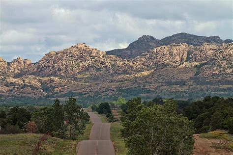 charons garden wilderness 2 wichita mountains wildlife
