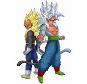 Blazejecars AF  Goku And Vegeta SSJ5 By Nassif9000 On
