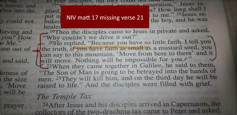 mark 19 11 new international version niv at that time the new international version niv bible is missing 40