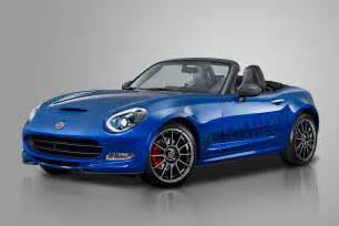 Used Fiat Spider New Fiat 124 Spider Auto Express