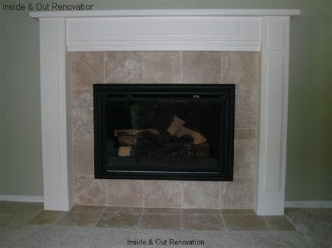 Inside Outside Gas Fireplace by Fireplaces Inside Out Renovation