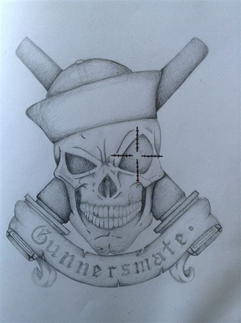 mate tattoos designs gunner s mate symbol navy gunnersmate symbol by