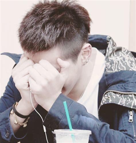 kris exo hair style new exo m kris hairstyle kpop 4ever photo 33741165