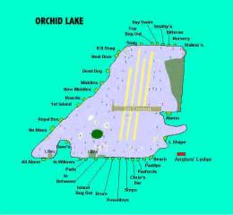 Orchid lakes map session carp fishing fishing forums from anglers