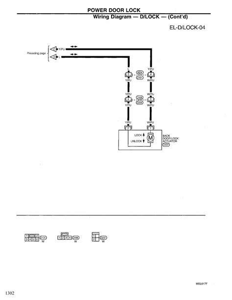 Repair Guides Electrical System 1996 Power Door