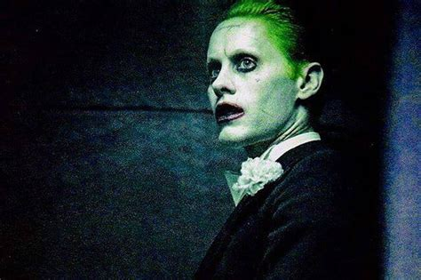 Jared Leto Dons A Tuxedo As The Joker In Squad Iphone jared leto reveals more photos of squad s joker