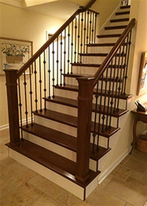 Hardwood Stair Treads   Folsom Stair & Woodworks