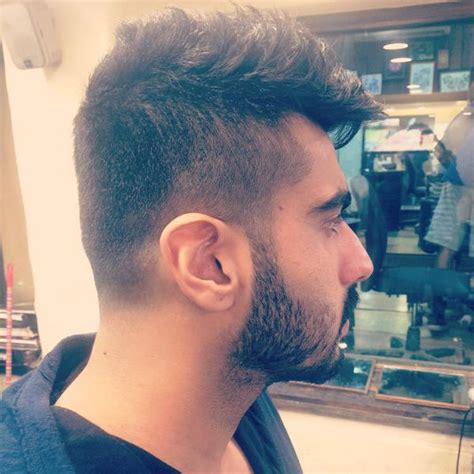 arjun kapoor hairstyle arjun kapoor s mohawk inspired hairstyle is not for a
