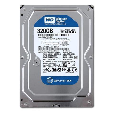 Disk 320gb Sata 3 5 western digital 320 gb sata cstday