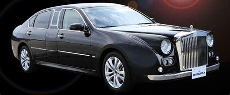 infiniti sux infiniti m35 based mitsuoka galue s50 limousine