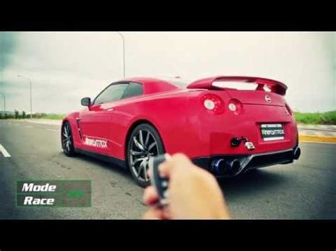 lb performance nissan gtr w armytrix exhaust epic sounds