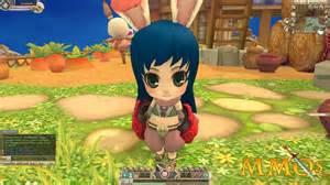 3d Online anime mmorpgs