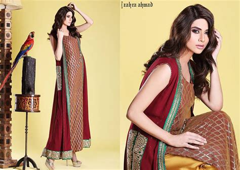 pakistani home design magazines long fabulous frock designs for women by zahra ahmad