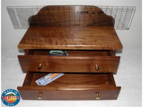 quilting ruler holder cabinet solid walnut 0529201404