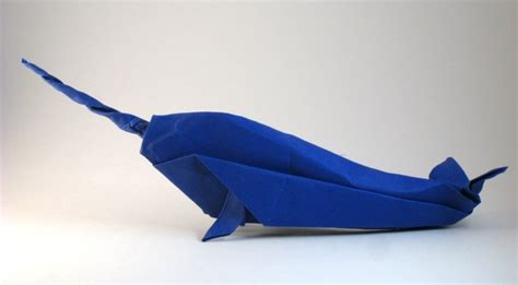 How To Make An Origami Narwhal - origami whales page 1 of 2 gilad s origami page