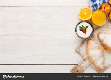 breakfast background traditional breakfast background copy space stock