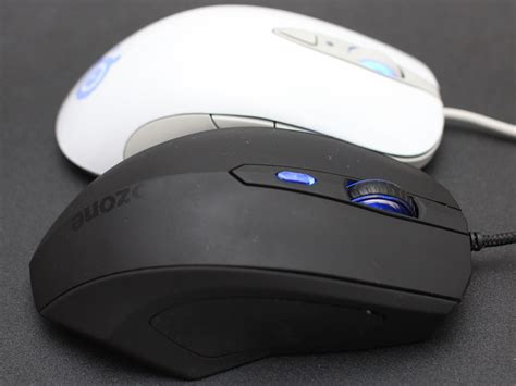 Mouse Steelseries Blue steelseries sensei blue edition gaming mouse review techpowerup