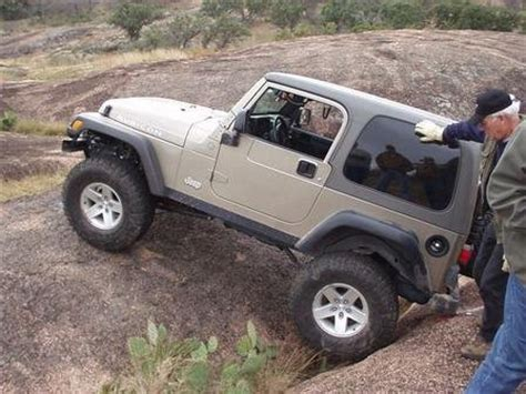 Jeep Stock Wheel Size Stock Rubicon Wheel Size And Tire Increase Jeep Wrangler