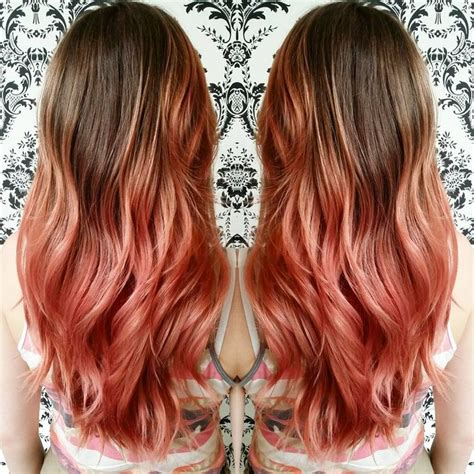Ombre Hair Clip Dusty Pink 17 best images about hair on updo my hair and