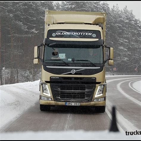 volvo trucks com uk volvo fm launch paparazzi style won by truck dealer
