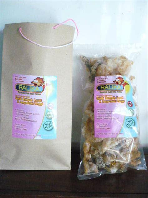 Abon Ikan Kakap abon cita rasa nusantara ralika rambak kulit ikan kakap produk kedua kami