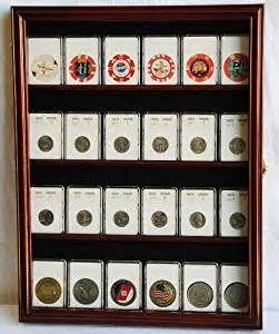 Coin Display Cabinet Design Collector Ngc Pcgs Icg Coin Slab Display
