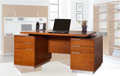 executive desks office furniture monterey cherry office furniture executive desk