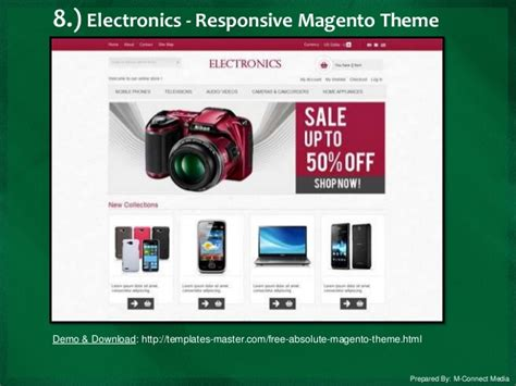 Free 13 Responsive Magento Theme For Your Ecommerce Store Template Master Magento