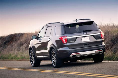 ford explorer 2016 ford explorer reviews and rating motor trend