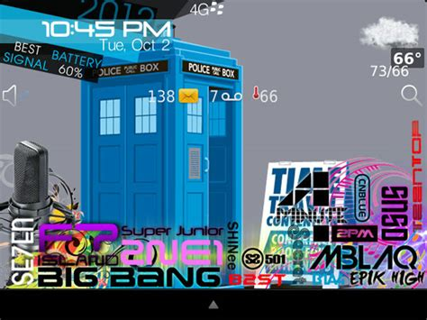 theme kpop for blackberry immerse yourself in korean popular culture with kpop by