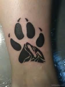 Paw print tattoos tattoo designs tattoo pictures