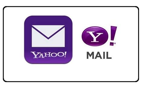 email yahoo logo get improved services from the yahoo mail as in different