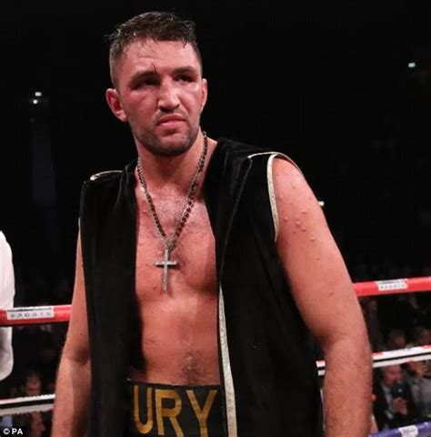 hughie fury to fight sexton for british heavyweight title