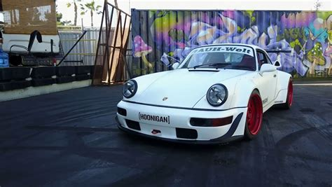 porsche hoonigan bangshift com give the hoonigan boys a 965 turbo porsche