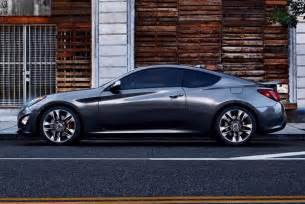 2016 hyundai genesis coupe new car review autotrader