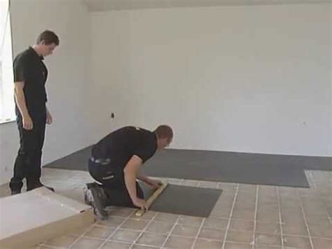 vloerverwarming badkamer quickheat magnum vloerverwarming installatie doovi