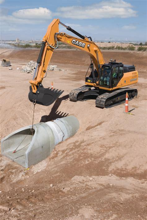 safely lift loads  excavators  backhoe loaders