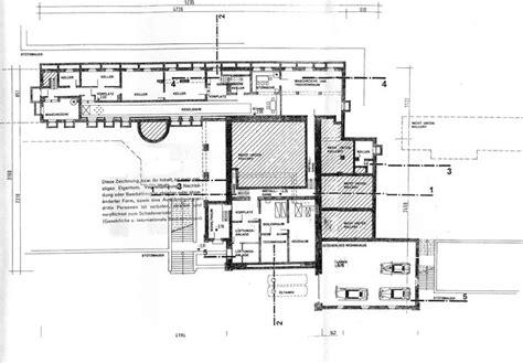 berghof floor plan plan du berghof berghof interior pinterest