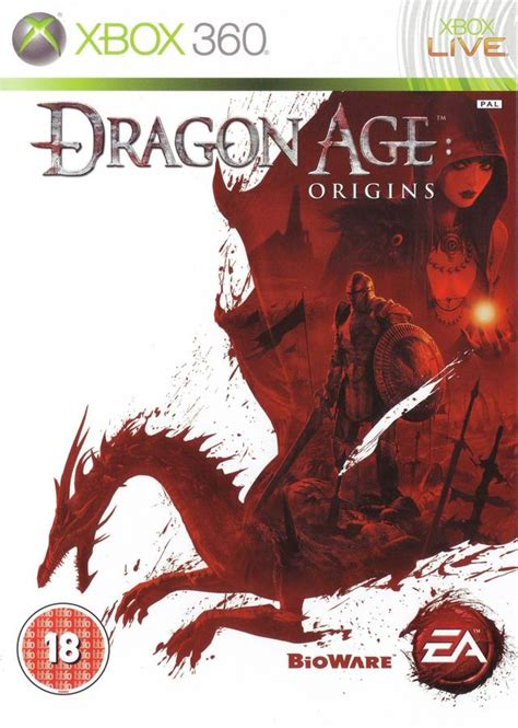 dragon age ii for xbox 360 gamefaqs dragon age origins box shot for xbox 360 gamefaqs