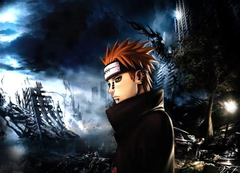 wallpaper background anime naruto naruto pain wallpapers wallpaper cave