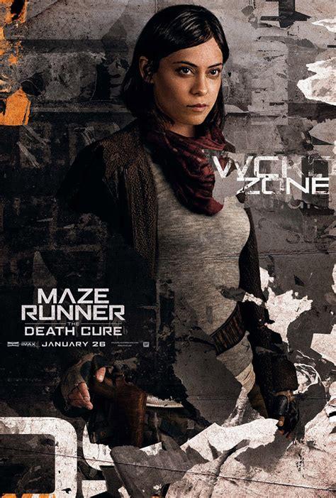 pub film maze runner affiches de cin 233 ma de le labyrinthe le rem 232 de mortel de