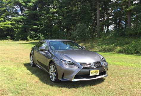 sporty lexus coupe review 2015 lexus rc 350 sporty styling with the chops to