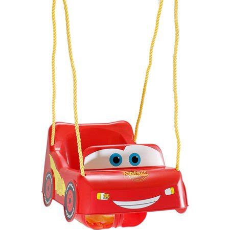 swing cars cars toddler swing walmart