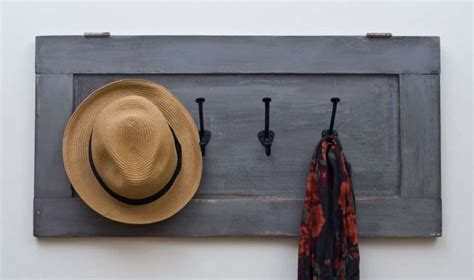 Hat Rack Ideas by 15 Diy Hat Rack Ideas Simply Home