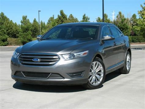 2013 Ford Taurus Limited by Find Used 2013 Ford Taurus Limited Leather Bkupcam