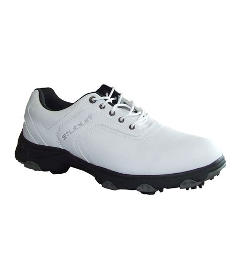 stuburt mens comfort xp golf shoes white golfonline