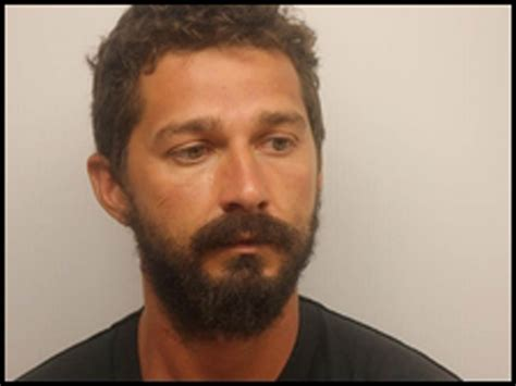 Shia Labeouf Criminal Record Actor Shia Labeouf Arrested On Drunkenness Disorderly Conduct Charges Nbc News