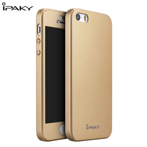 Original Ipaky Iphone 5 5g 5s Se Back Cover Armor Diskon 100 original ipaky brand back cover silicon pc phone for iphone 5 for iphone 5s