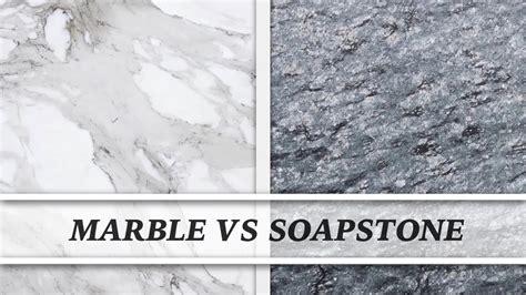 Soapstone Vs Granite - marble vs soapstone countertop comparison